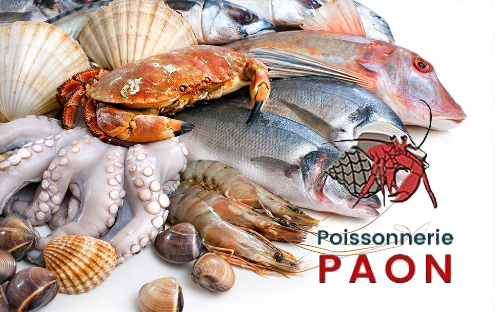 POISSONNERIE PAON
